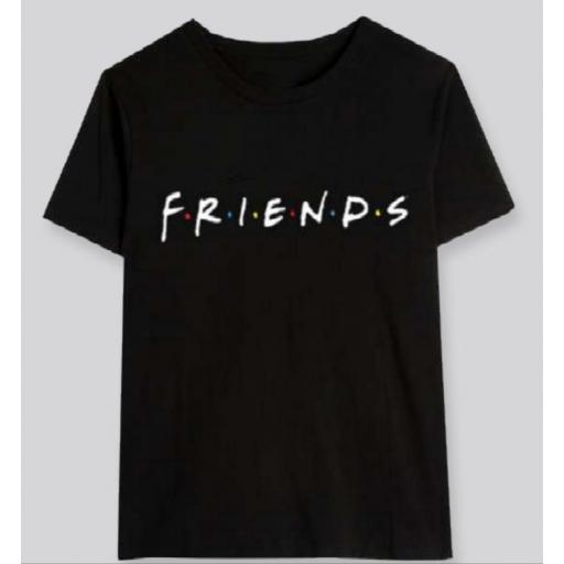 Camiseta Friends Mujer
