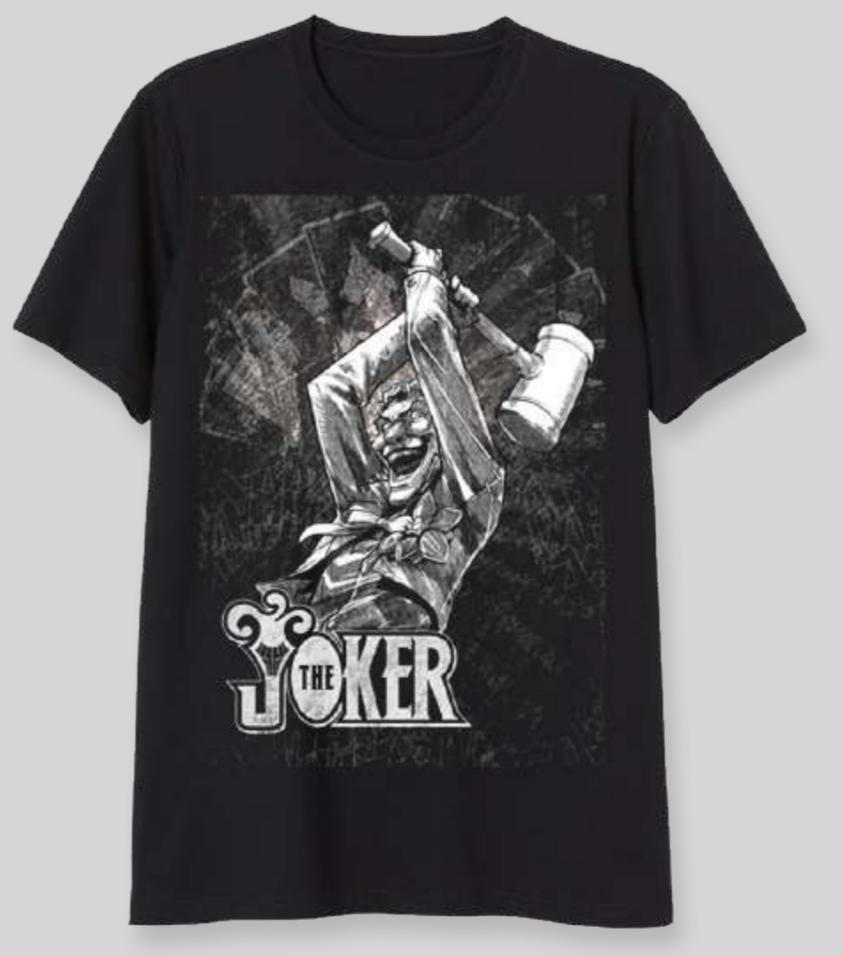Camiseta The Jocker