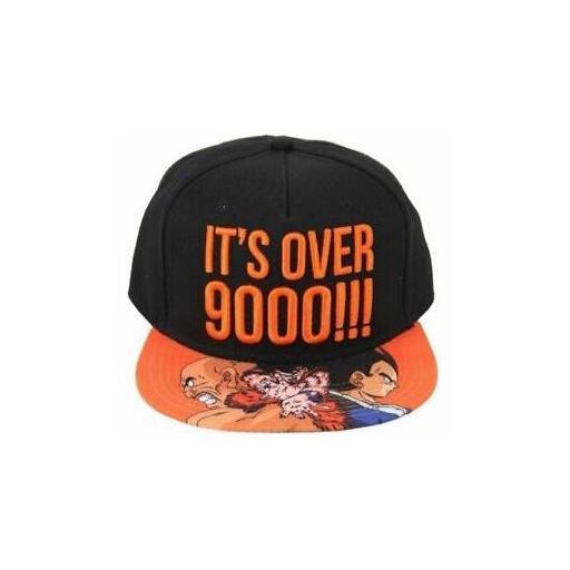 Gorra Dragonball 9000