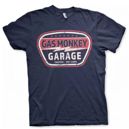 Camisetas Gas Monkey Custom