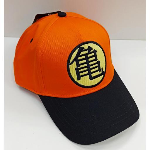 Gorra Kanji Naranja