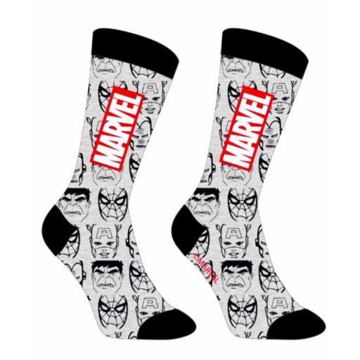 Calcetines Marvel