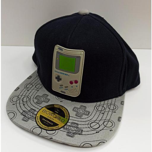 Gorra Game Boy