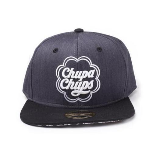 Gorra logo chupachups