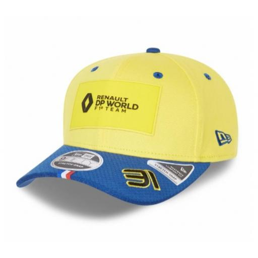Gorra  Renault DP World