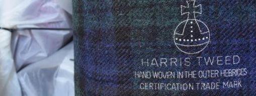 Harris Tweed, el tejido centenario escocés, la única tela con denominación de origen del mundo