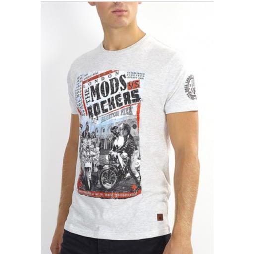 camiseta mods