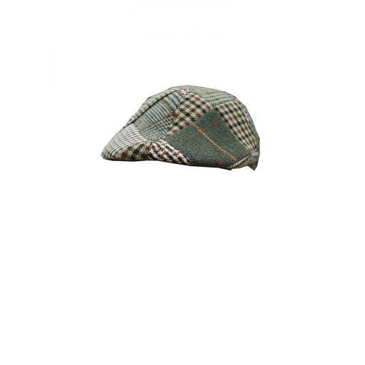 gorra lana patchwork [1]