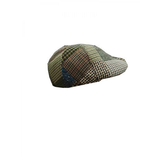 gorra lana patchwork [2]