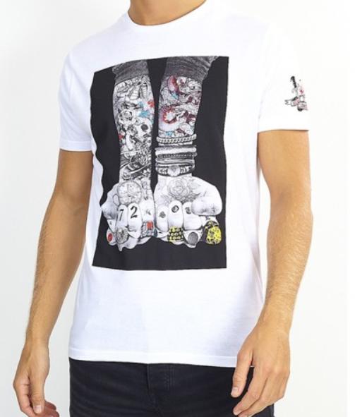 camiseta tatoo