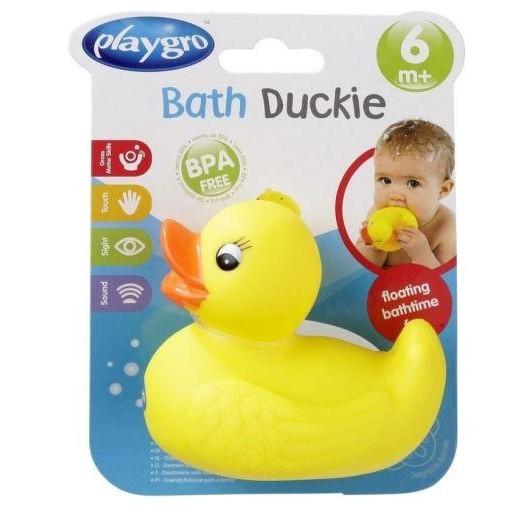 Patito flotante juguete de baño Playgro [1]