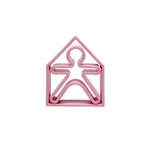 1 Kid + 1 house rosa pastel [0]