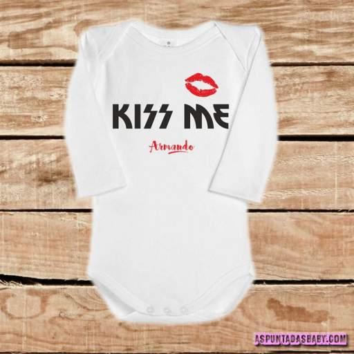 Body bebé mod. KISS ME [1]