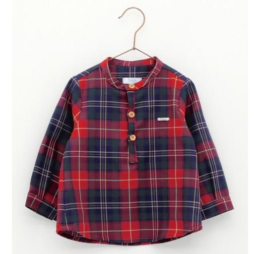 Camisa Foque colección Cabaña