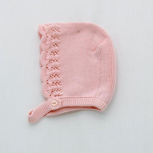 Capota Foque color rosa.