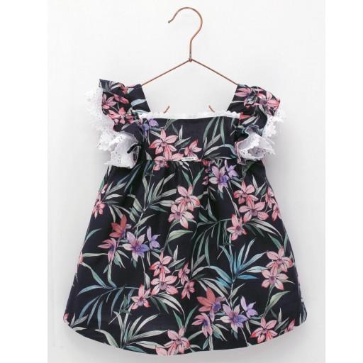 Vestido Foque colección Tropic.