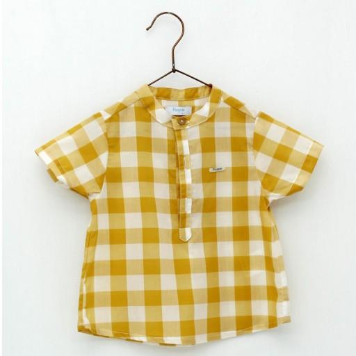 Camisa Foque colección Safari.