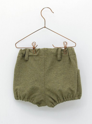 Pantalón Foque colección veterinario color verde caza. [1]