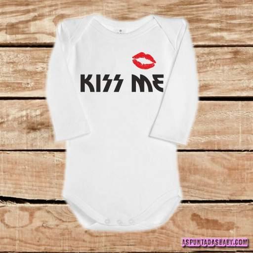 Body bebé mod. KISS ME
