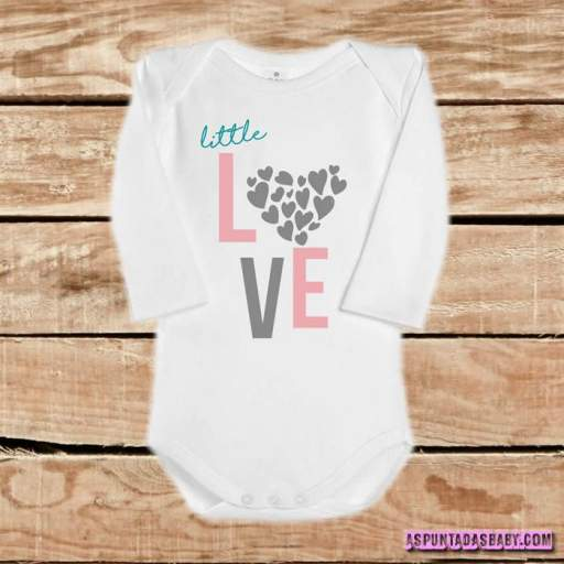 Body bebé mod. Little Love