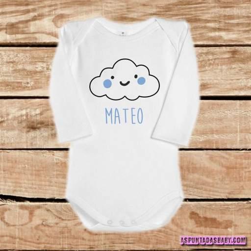Body bebé mod. Nube niño [0]