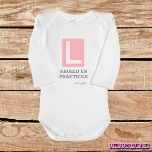 Body bebé mod. Abuelo en prácticas  [3]