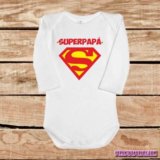 Body bebé mod. Super Papá