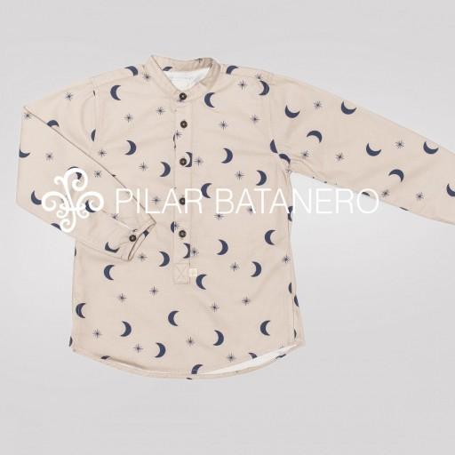 Camisa Pilar Batanero mod. Lunas y estrellas [0]