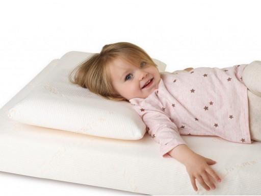 Almohada de niño con Clevafoam [2]