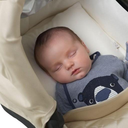 Almohada de niño con Clevafoam [3]