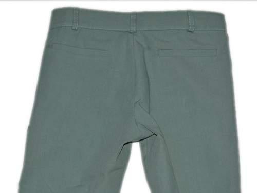 Pantalón Ancar loneta color verde. [1]