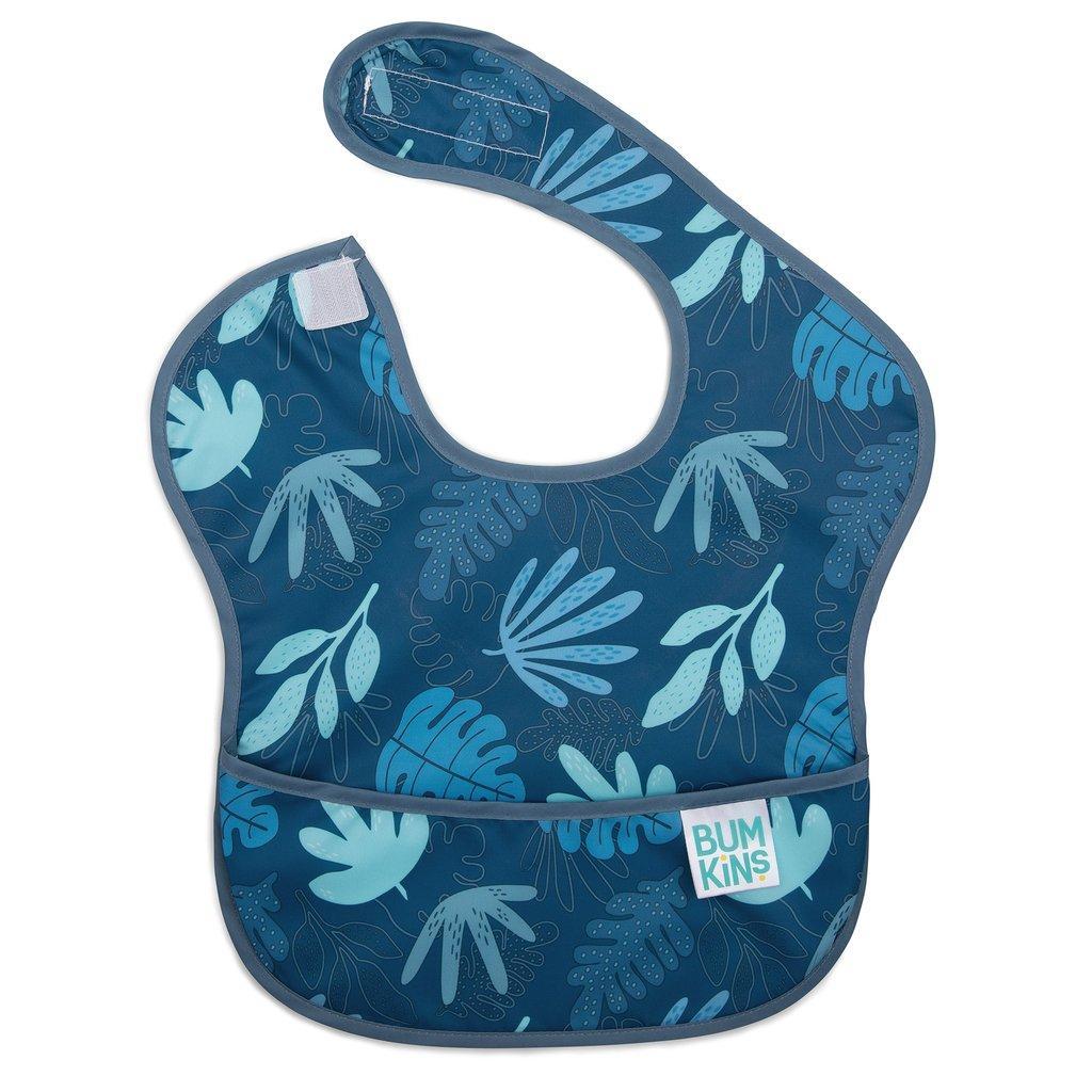 Babero Bumkins SuperBib® 6-24 meses mod.  Blue Tropic