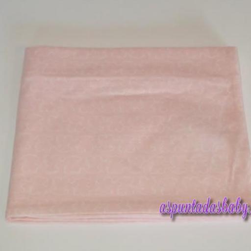 Arrullo algodón Baby Tous mod. Welly color rosa [1]