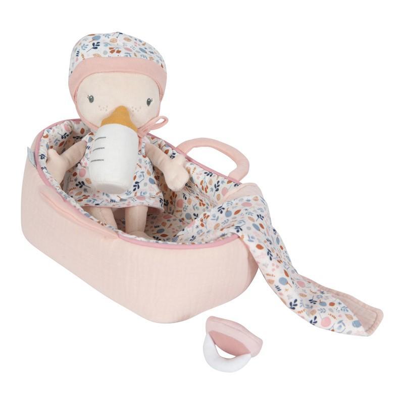 Bebé rosa Little Dutch color rosa