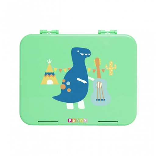 Bento box MOD. Dino Rock