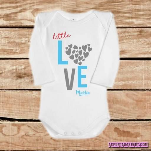 Body bebé mod. Little Love [1]