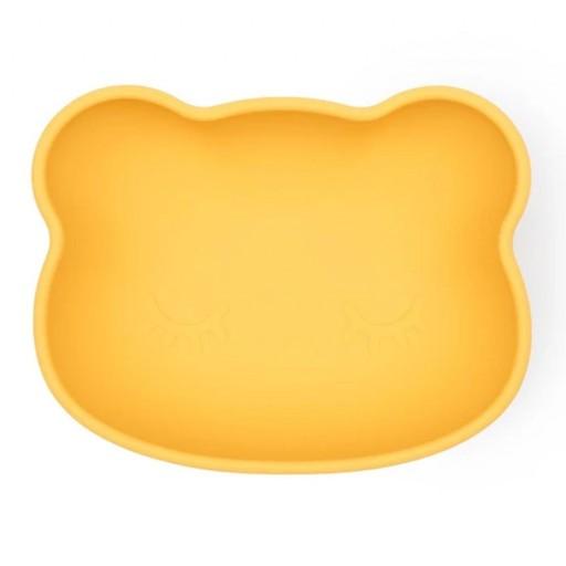 Bol con Ventosa y Tapa Oso Amarillo [1]
