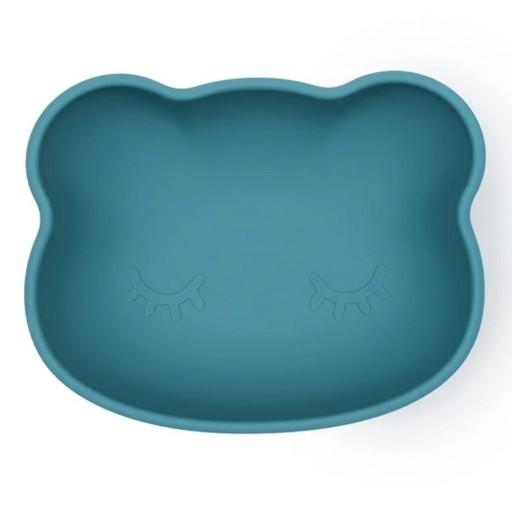 Bol con Ventosa y Tapa Oso Azul dusk [1]