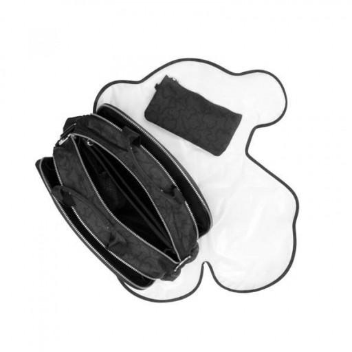 Bolsa de bebé Kaos color antracita-negro [1]
