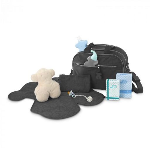 Bolsa de bebé Kaos color antracita-negro [2]