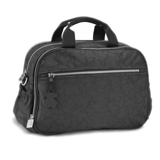 Bolsa de bebé Kaos color antracita-negro