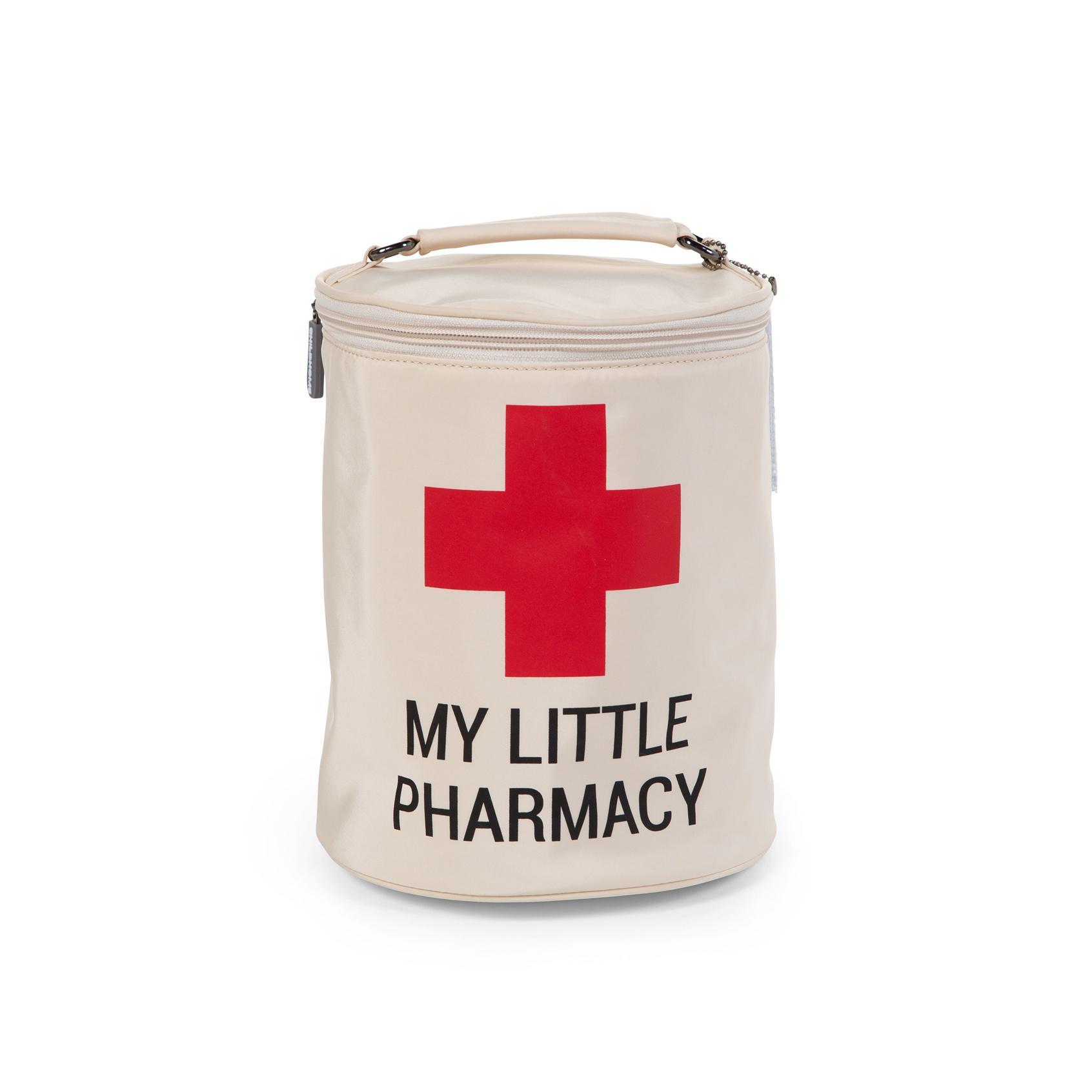 Neceser de medicina My Little Pharmacy color crudo