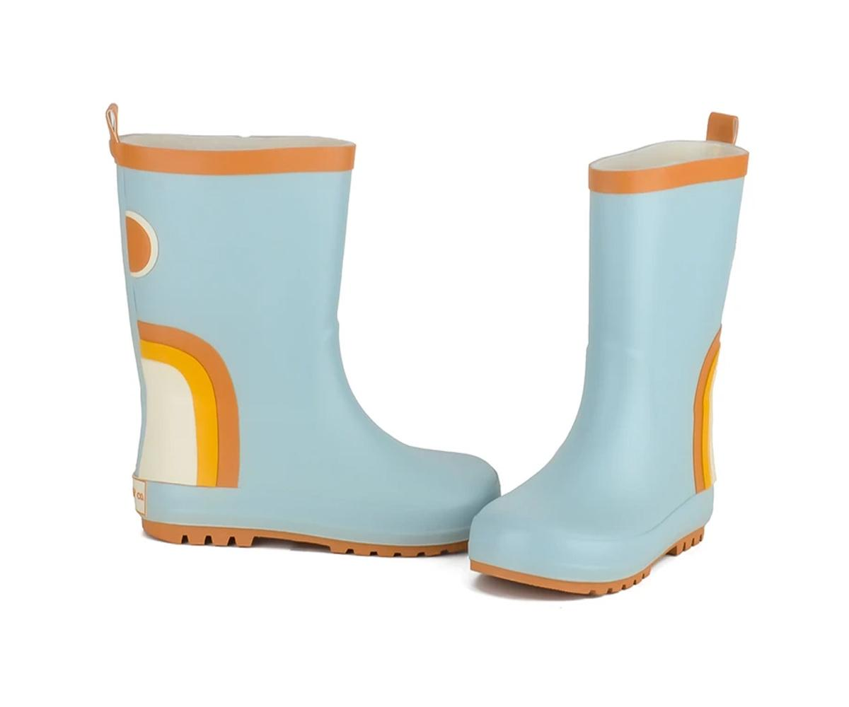 Botas de Agua Light Blue Grech & Co.