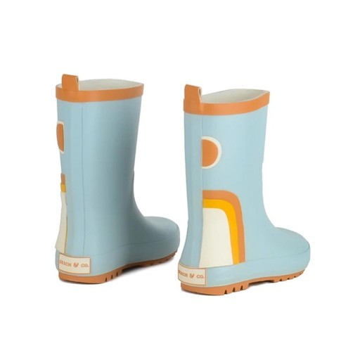 Botas de Agua Light Blue Grech & Co. [1]