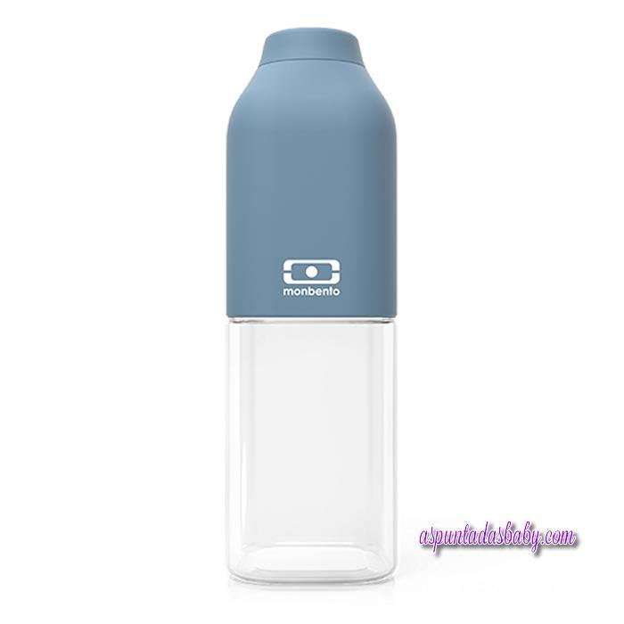 Botella 500 ml Monbento mod. Positive M Azul Denim
