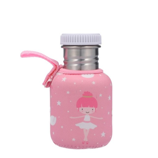 Botella Acero con Funda Bailarinas 350ml [0]