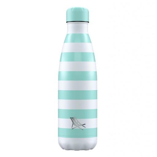 Botella Chilly´s Inox Dock & Bay color menta 500 ml