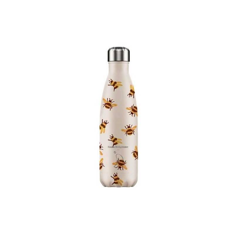 Botella Chilly´s Inox Emma Bridgewater mod. Abejas 500 ml