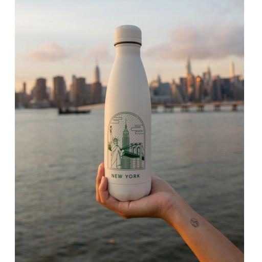 Botella Chilly´s Inox mod. New York 500 ml. [1]