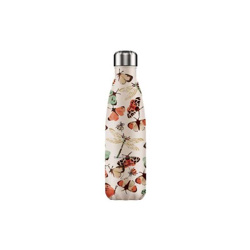 Botella Chilly´s Inox Emma Bridgewater mod. Mariposas 500 ml